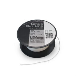 130 daN, Ø 0,85 mm, Polyethylen-Schnur (PE), Rolle zu 100 m