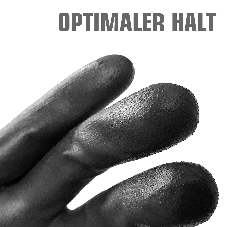 Schutzhandschuhe Autoglaser Flexibel