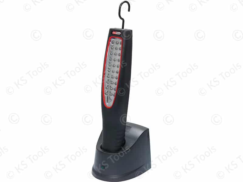 LEDMAX LED-Akku-Arbeitslampe 100 / 240 V