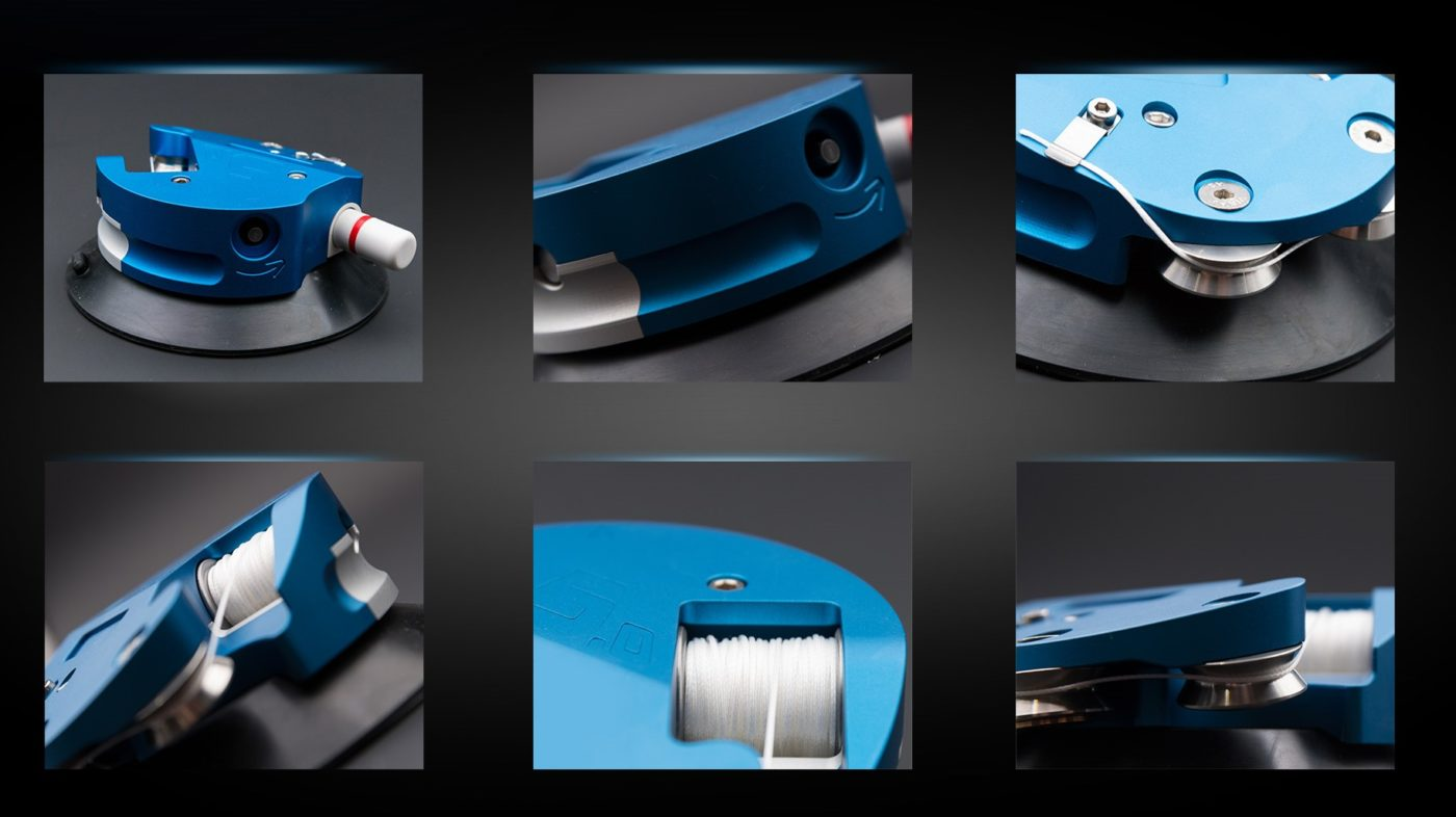 Single Cut System 5.0 Bicolor blau
