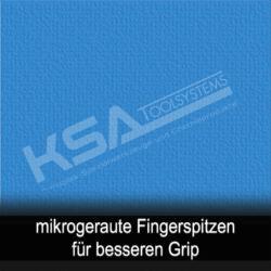 mikrogeraute Oberfläche Nitril Handschuhe