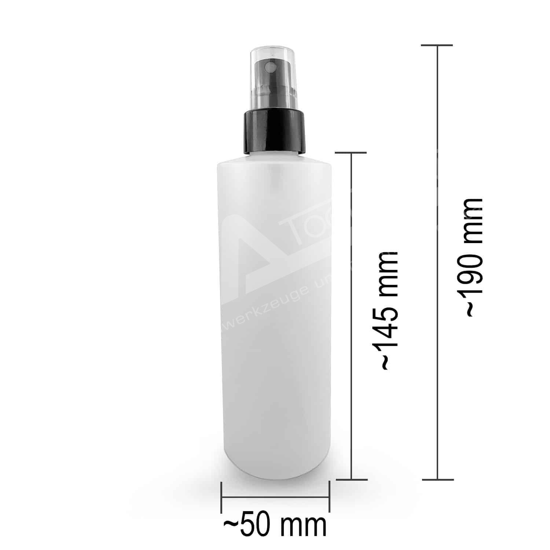 250 ml Sprühflasche PE HD