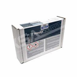 Reiniger wird zum schonenden Entfernen unerwünschter Primer- oder PU-Reste von diversen Oberflächen
