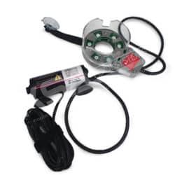 UV-Lampe für Steinschlagrepratur mit Powerbox für 12 V Anschluss